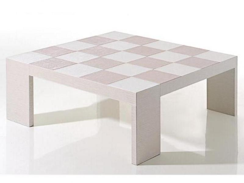 Z1008 Leather Coffee Table