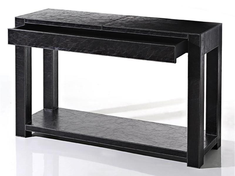 Z1006 Leather Sideboard Table