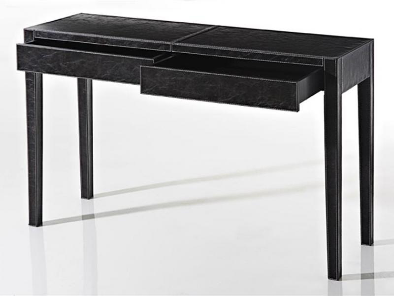 Z1007 Leather Sideboard Table