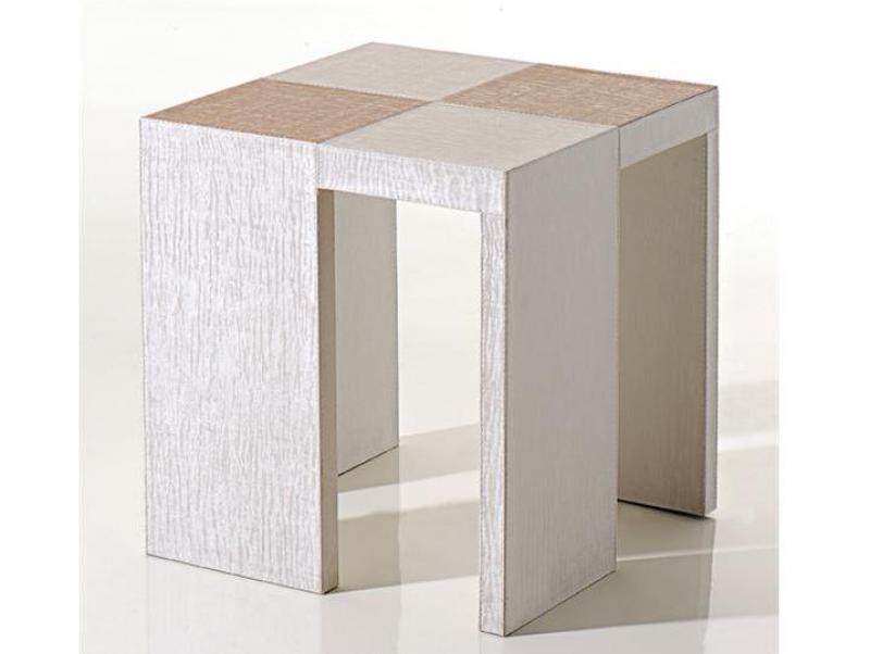 Z1010 Leather Side Table